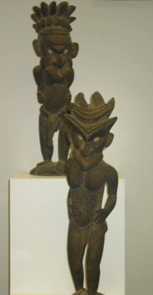 ​Spirit Figures, New Guinea