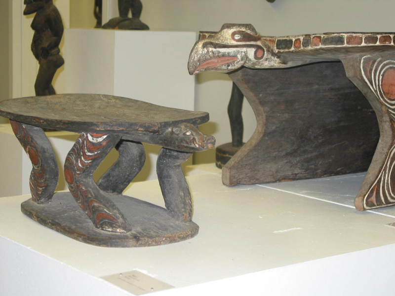 ​Benches, New Guinea